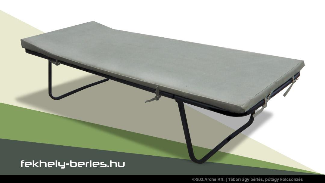 Tábori ágy bérlés, pótágy kölcsönzés | G.G.Arche Kft.
